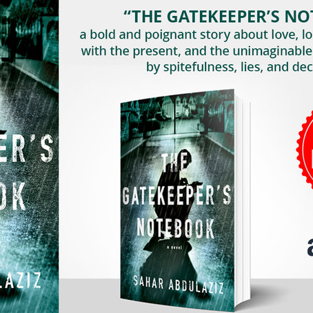 NEW RELEASE! THE GATEKEEPER'S NOTEBOOK