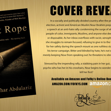 COVER REVEAL * TIGHT ROPE