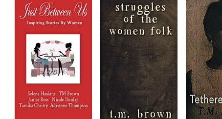 Author Tina Brown~All Inspiring African American Literature