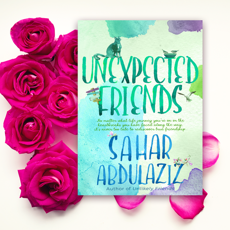 'Unexpected Friends' Now Available!