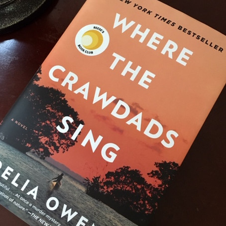 Book Review: Where The Crawdads Sing by Dalia Owens