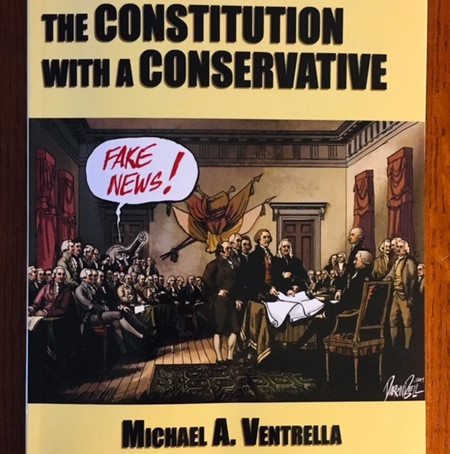 Book Review: How To Argue The Constitution With A Conservative by Michael A. Ventrella