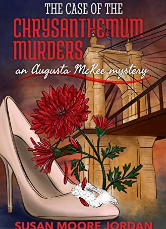 BOOK REVIEW: The Case of the Chrysanthemum Murders (The Augusta McKee Mystery Series Book 5)