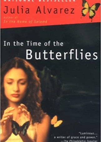 Book Review: In the Time of the Butterflies by Julia Alvarez