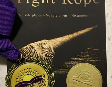 TIGHT ROPE: 2019 BEST MUSLIM FICTION
