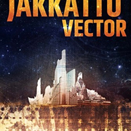 BOOK REVIEW: THE JAKKATTO VECTOR by P.K. TYLER