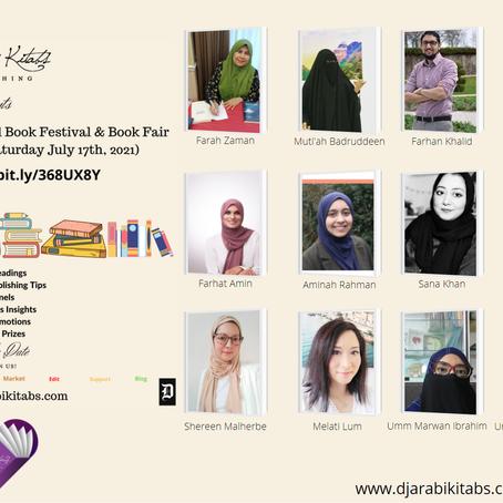 DKP's Second Annual Virtual Book Festival & Book Fair!