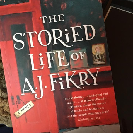 Book Review: The Storied Life of A.J. Fikry by Gabrielle Zevin