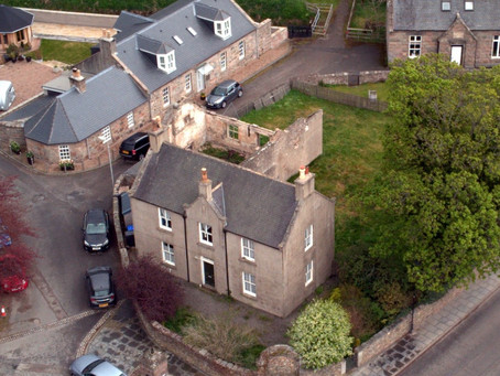 New lease of life for site at centre of village