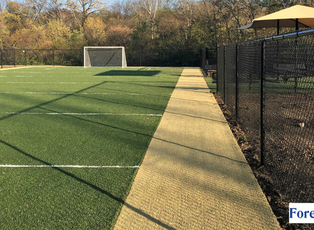 Sports Field for Rockland Apartments