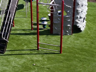 Playground Grass: Durable and Safe for Kids