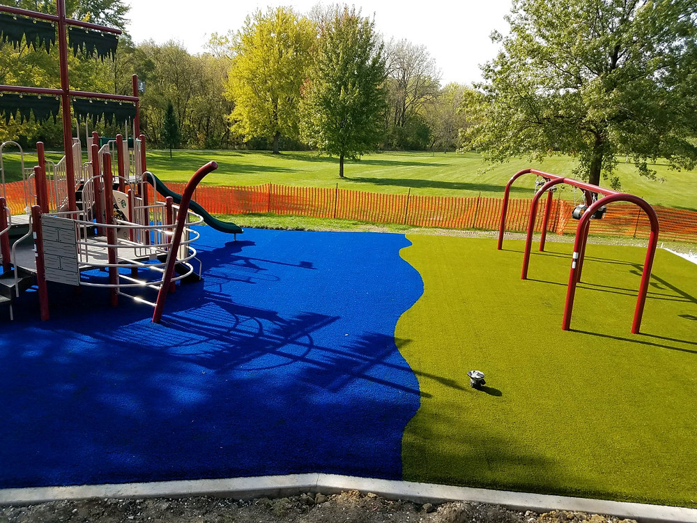 Hollowview Park - Pirate Ship Theme Playground