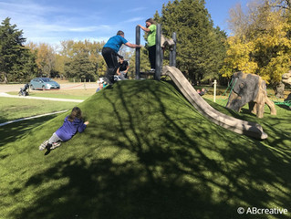 PlayMounds Encourage Natural Play