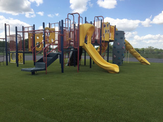 Bringing a School Playground into Compliance