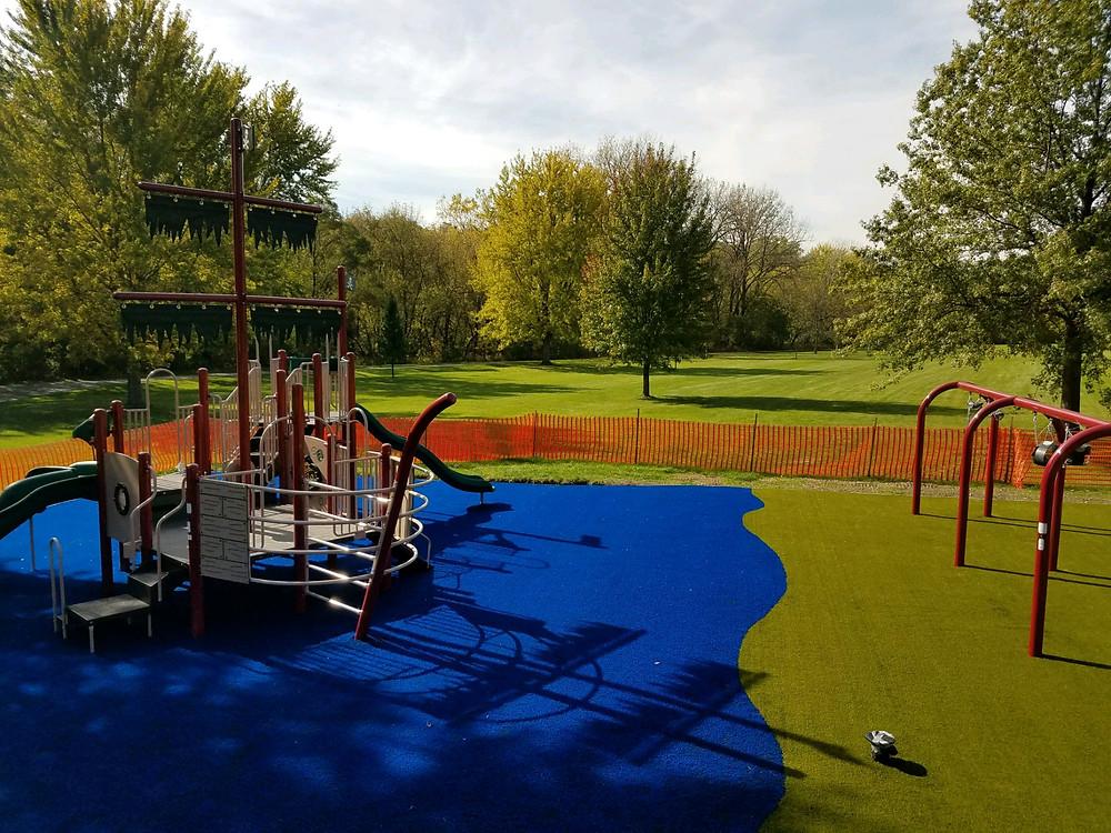 Hollowview Park, Bettendorf, IA