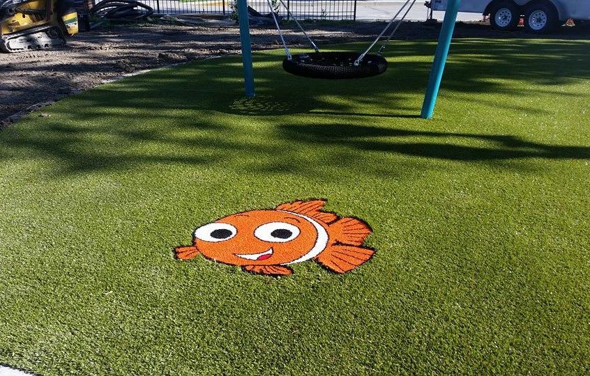 2 to 5 year old play area, Dagg Park, Kansas City, MO