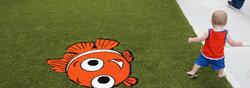 Playground Grass Ultra with Funserts