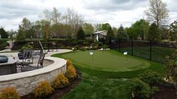 Golf Green-True Putt 10-11, Fresh Fringe