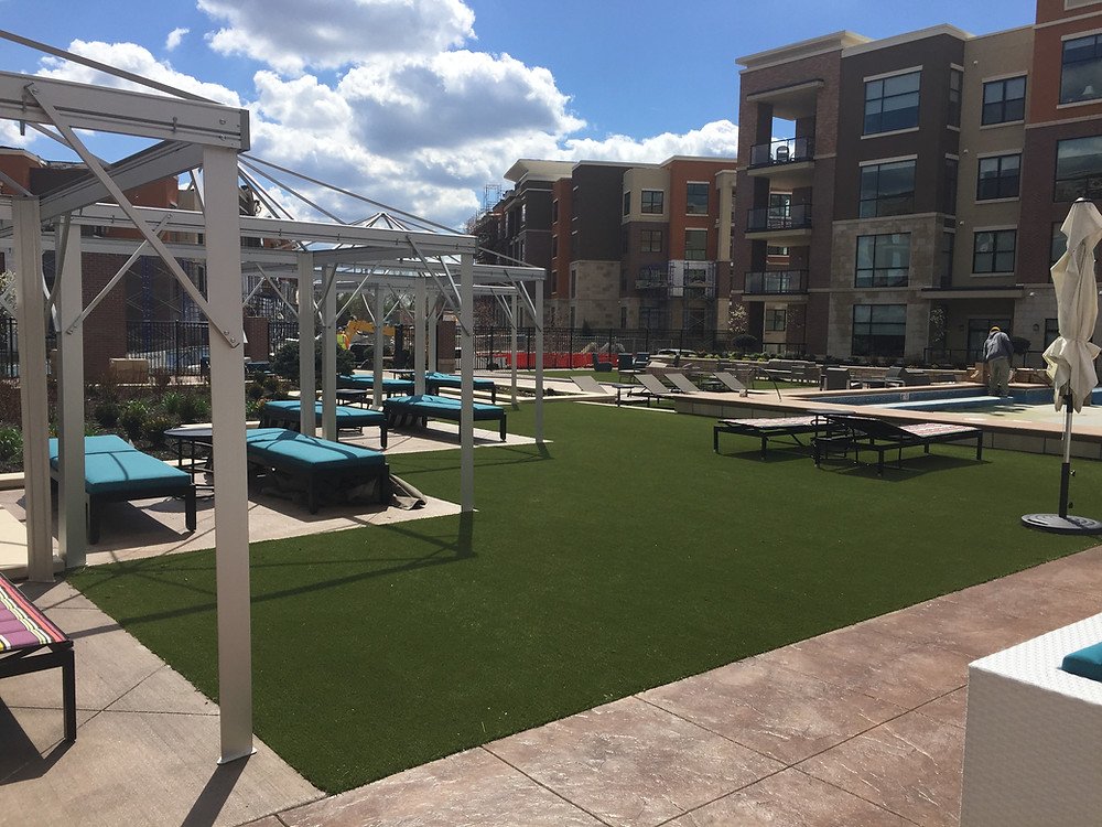 City Place, ForeverLawn products