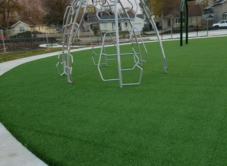 Parks & Playgrounds Love Playground Grass