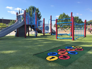 Playground Surfacing Can be Safe AND Fun!