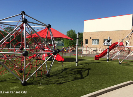 Playground Topography: Fun for Kids