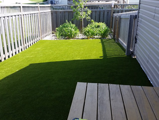 Featured Project: K9Grass Install in Ames