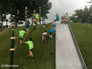 Walker Johnston Park, Urbandale, IA, Play Solution