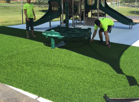 Featured Project: Delwood Elementary Playground