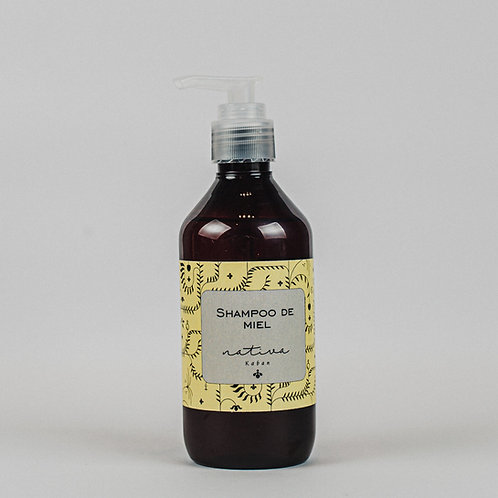 Shampoo con miel