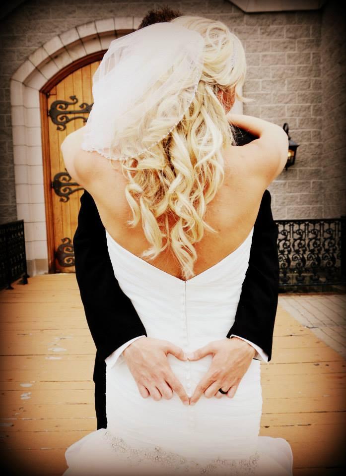 wedding, bride, groom