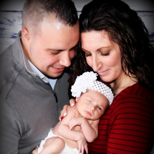 new parents, family photography