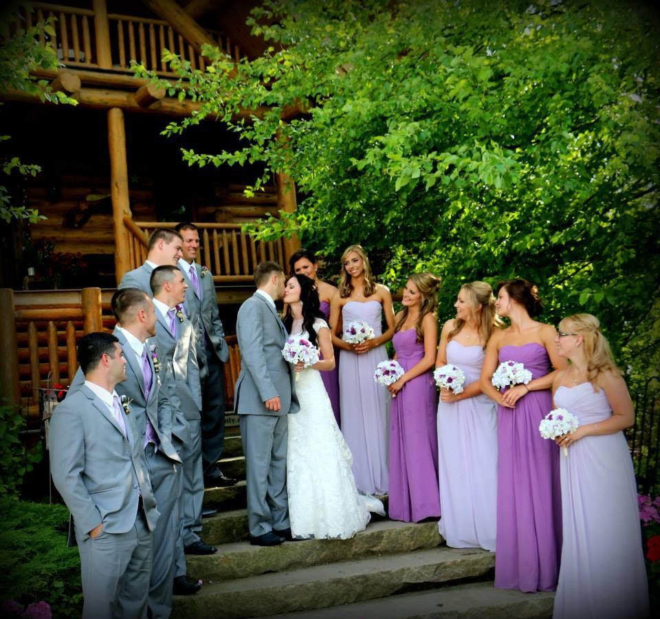 bride, groom, wedding
