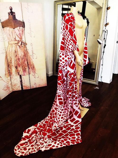 Goddess Kimono Gown