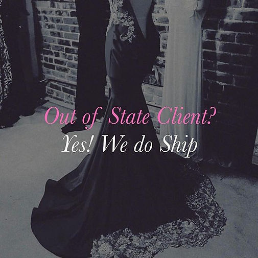 Want your Gown Made by Crissy Couture_ Not in the State of Virginia_ That's ok because WE SHIP! - Ye