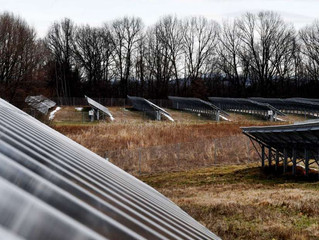 New Saratoga County solar farm is among largest of its kind upstate