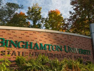 BINGHAMTON UNIVERSITY TO USE $3M FEDERAL AWARD FOR BATTERY AND ENERGY-STORAGE RESEARCH