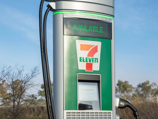 EV fast-chargers and Slurpee machines: Two things many US 7-Eleven stores will soon have