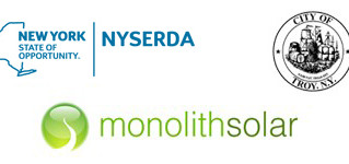 NYSERDA, City of Troy, and Monolith Solar Announce Completion of Landfill Solar Project
