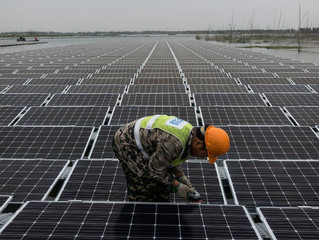 Trump's First Major Trade Fight With China Could Be Over Solar Panels
