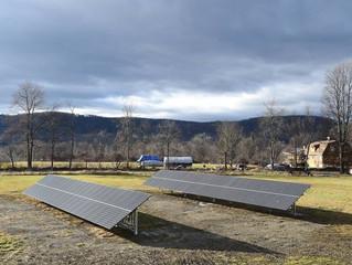 Farmer wins battle with Central Hudson over solar