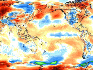 Earth sets record for hottest August, extending warm streak another month