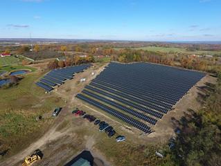 Big solar farm eyed for land in Massena, Norfolk, Brasher