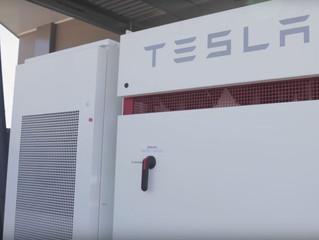 Tesla to partner with NY utility company on battery storage system
