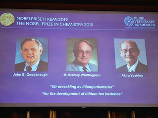 SUNY Binghamton professor wins Nobel Prize in Chemistry for work on lithium-ion batteries