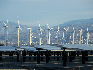 Wind, solar deliver stunning 98 percent of new U.S. power capacity in January, February