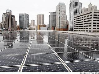 San Francisco Mandates Solar on New Buildings