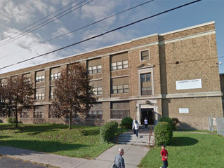 1927 SCHOOL—DEAD FOR A DECADE—REBORN AS A $15M SOLAR-POWERED BUFFALO COMMUNITY HUB