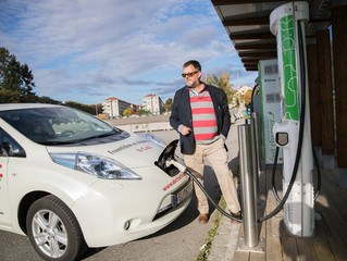 Oil Industry's New Threat? The Global Growth of Electric Cars