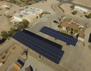 How a Solar Microgrid Is Helping an Indigenous California Tribe Achieve Community Resiliency